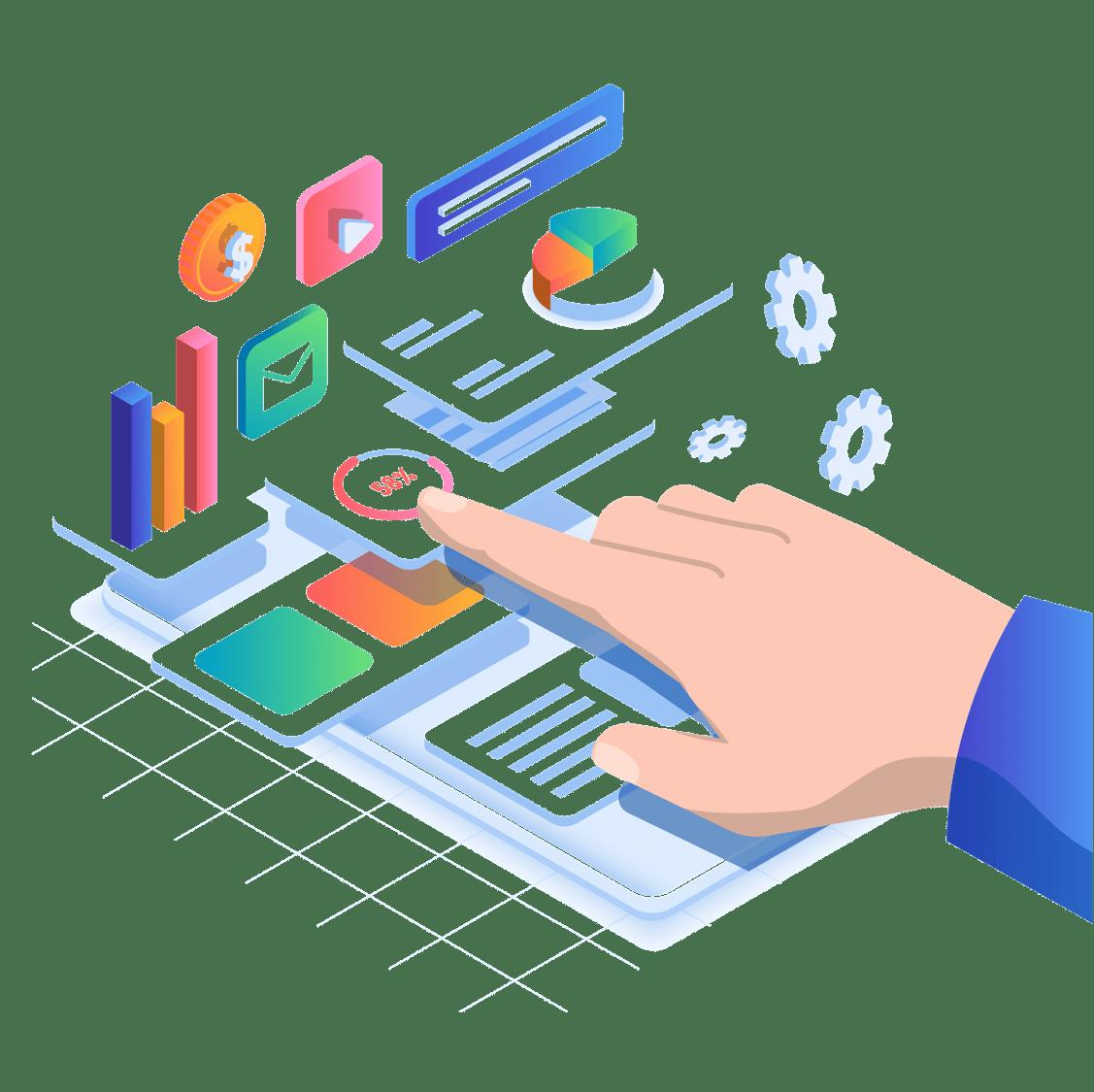 CDM Copy Data Management Klixpro -better Consulting and IT Service Management